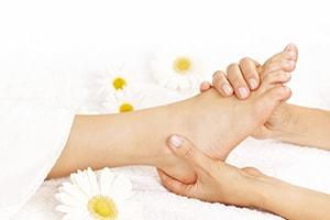 riflessologia plantare piedi lecce zollino