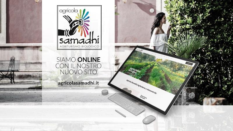 nuovo sito agricola samadhi